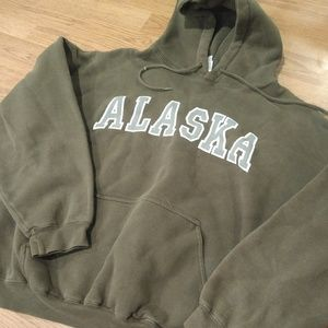 Other - ALASKA HOODIE